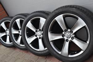 Диски з шинами Volkswagen