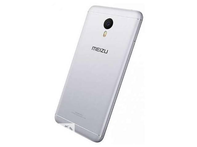 продам Оригинальный Meizu M3 16 GB 8 яд,кам 13 Мп,эк 5«Белый,Серебро бу в Одессе