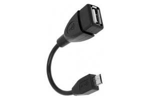 OTG кабель Micro USB (Код товара:1989)