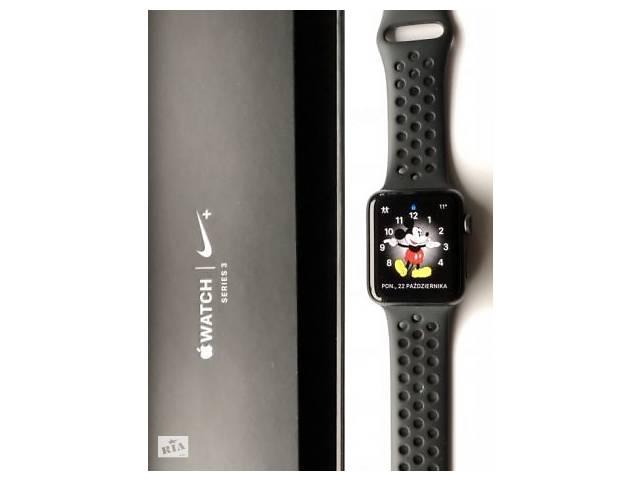 1b3f10bc продам Apple Watch Series 3 Nike часы 42mm состояние супер бу в Ворохте