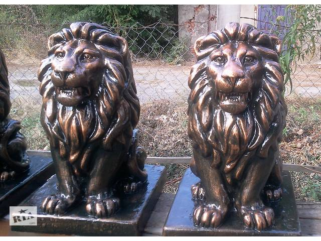 продам Лев из бетона скульптура бу в Виннице