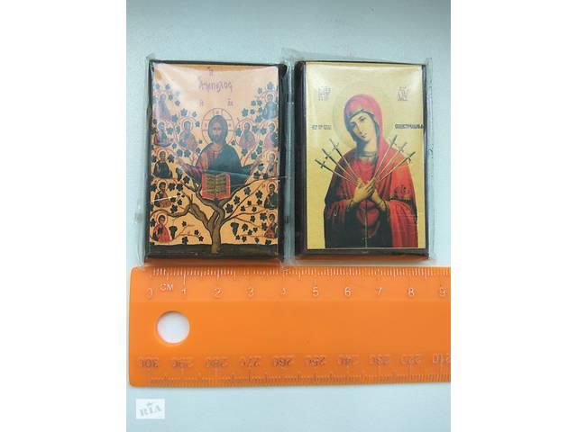 бу Маленькие иконы из Иерусалима в Киеве
