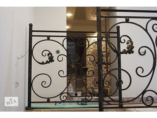 продам Перила, балконные и лестничные ограждения для двухуровневых квартир бу в Харькове