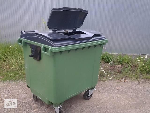 купить бу Продам контейнеры для мусора , отходов и раздельного сбора. в Ужгороде