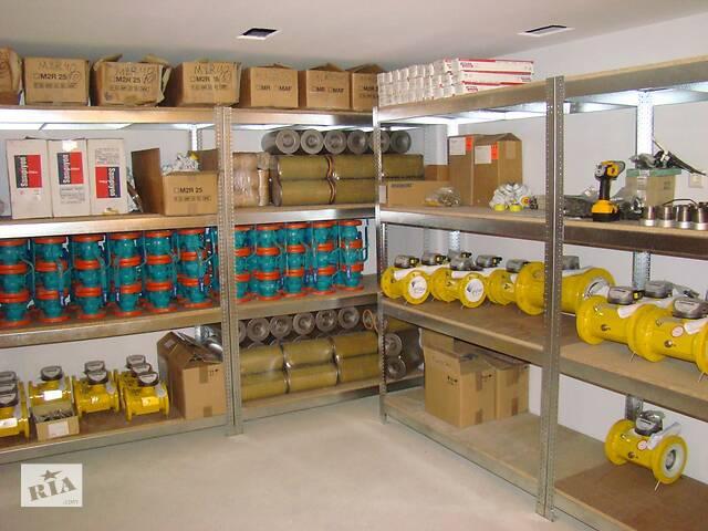 продам Стеллажи полочные для склада офиса архива гаража балкона бу в Днепре (Днепропетровск)