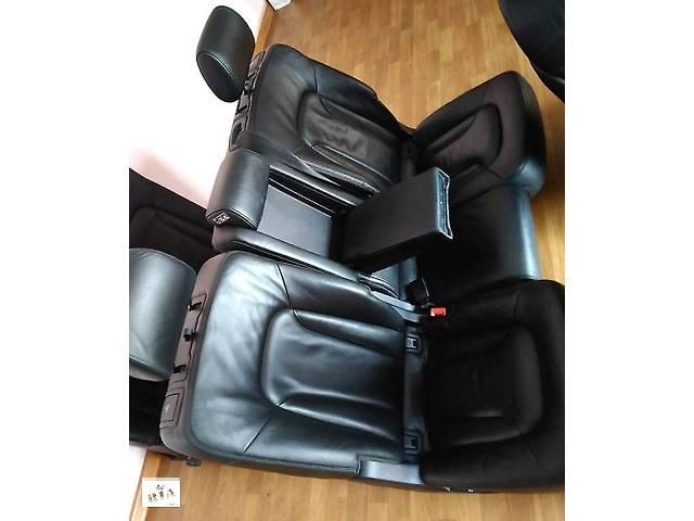 продам Сидіння сидіння сидіння Audi Q7 2006-2015 р. в. бу в Рівному
