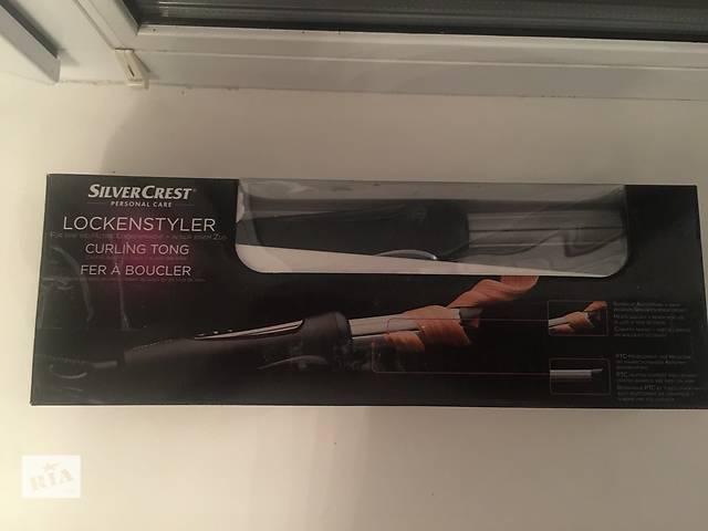 купить бу Плойка для завивки волос SilverCrest Curling Tong SLS 35 A1 в Києві
