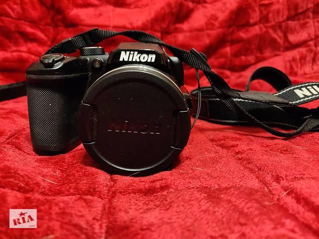 купить бу Nikon Coolpix B500 + карточка на 64 гб в Херсоне