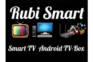 Настроювання телевізорів Smart TV,Т2, Android TV, Android ТБ приставок IPTV телебачення онлаин