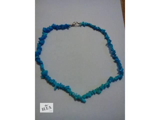 бу Ожерелья из натуральных камней в Бердянске