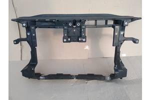 Панель передняя / телевизор / рамка радиатора / панель установочная окуляр Volkswagen Passat CC 2012-2017 год Оригинал !