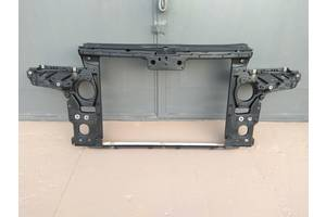 Панель передняя телевизор установочная рамка радиаторов крепление окуляр телевізор Porsche Cayenne 2002 - 2010 г. Италия