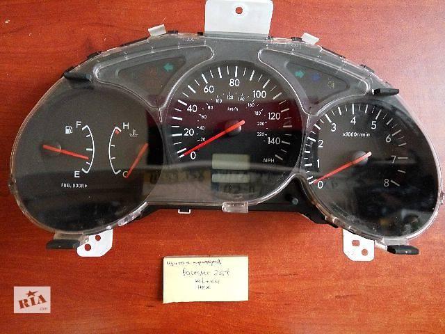 Панель приборов Subaru Forester 2,5T мех.- объявление о продаже  в Одессе