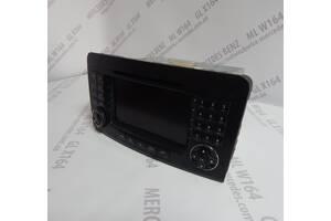 Панель управления Comand магнитола A1648200979 Mercedes ML GL W164 X164