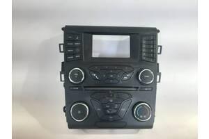 панель управления климатом и мультимедиа Ford Fusion `13-16 , DS7Z18842A