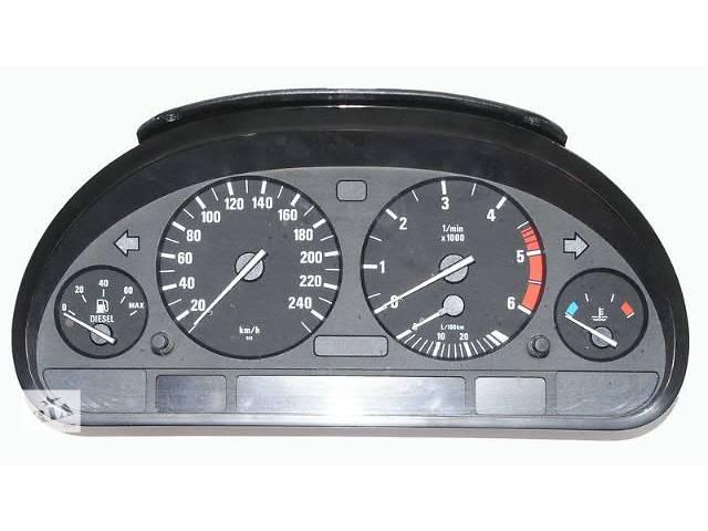 панель приборов BMW X5 Е53 м57 3,0Д- объявление о продаже  в Баре (Винницкой обл.)