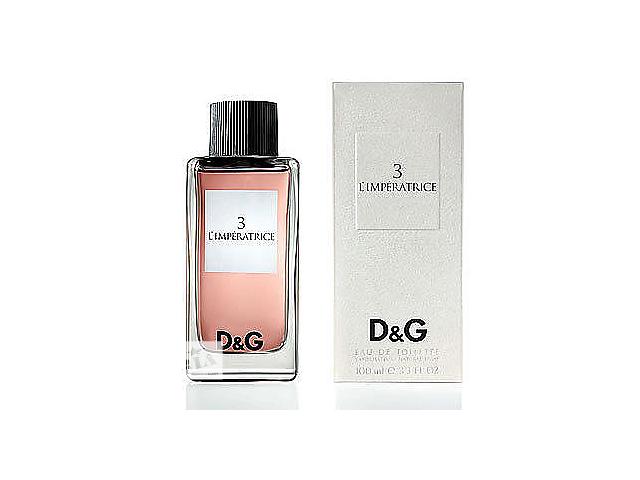 купить бу Парфюм женский Dolce & Gabbana 3 L'Imperatrice 100 ml в Львове