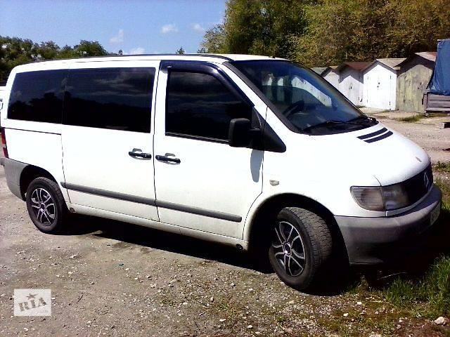 Пассажирские перевозки Mercedes Vito (7 мест)- объявление о продаже  в Запорожье