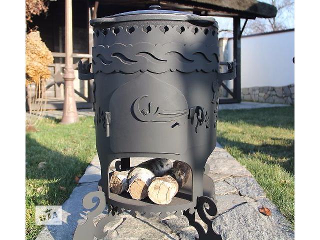 """купить бу Печь под казан на дровах """"Бухара-2"""" в Днепре (Днепропетровск)"""
