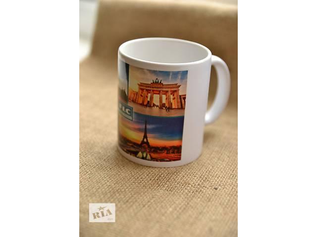 купить бу Печать на чашках  в Украине