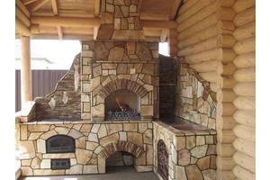 Стоимость изготовления каминов и барбекю в николаеве показать прайс листы летняя кухня с печью барбекю