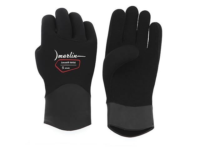 Перчатки Marlin Smooth Wrist Duratex (5 мм)- объявление о продаже  в Мариуполе (Донецкой обл.)