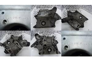 Передняя крышка двигателя om611/om612/om613/om646 2.2/2.7/3.2 cdi Mercedes S-class (w220, v220) R6110151102