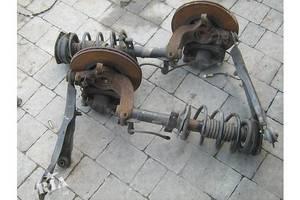 Подвеска Renault Scenic