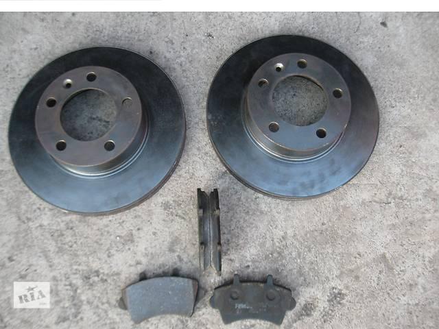 Передние тормозные диски + колодки 5х130х305 / Renault Mascott / Opel Movano- объявление о продаже  в Золотоноше