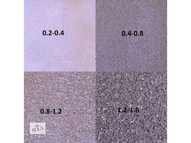 бу Песок сухой кварцевый для пескоструйных работ в Киеве