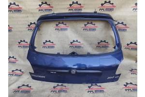 Peugeot 206 1998- хетчбек крышка багажника ляда в наличии оригинал