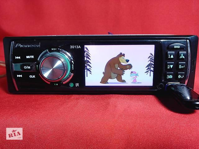 Pioneer 3013A (AVI / DVIX / MP4 / МР3 / Jpeg / WMA)- объявление о продаже  в Запорожье