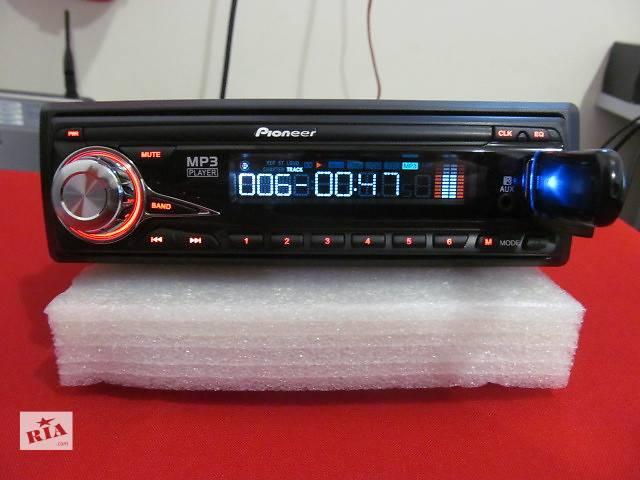 продам Pioneer JD-1080 (USB, SD, FM, AUX, ПУЛЬТ), бу в Запорожье