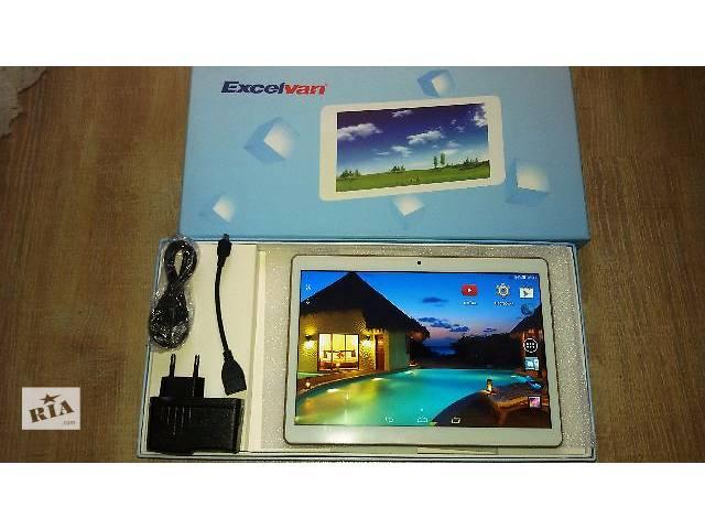"""Планшет Excelvan 9.6"""" IPS HD 1280*800 2-3G 1 ГБ/16 ГБ 4 ядра GPS- объявление о продаже  в Полтаве"""