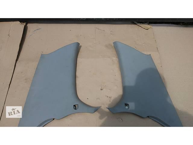 купить бу Пластик задней стойки верх для Mitsubishi Lancer 9 2003-07 в Тернополе