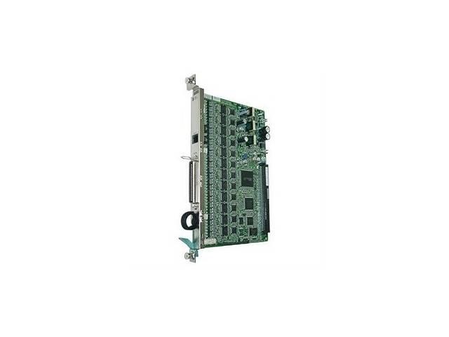 купить бу Плата расширения Panasonic KX-TDA1178X для KX-TDA100D, 24-Port Analog Ext Card with CiD в Киеве