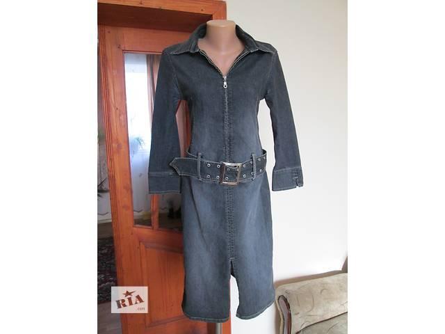 купить бу Платье джинсовое в Коломые