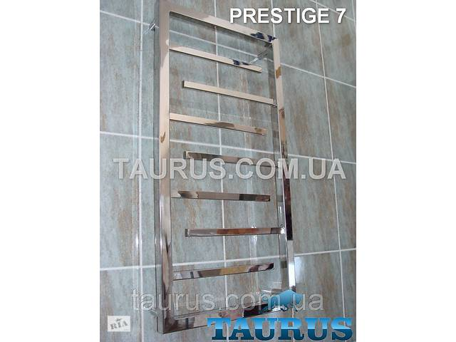 Уникальный дизайнерский полотенцесушитель Prestige 7 /850х500. Квадратные формы. Вода и электроТЭН- объявление о продаже  в Смілі
