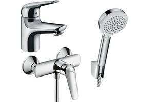 Нові Змішувачі для ванної Hansgrohe