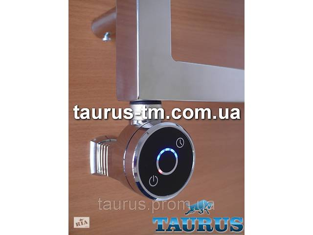 Нагревательный электроТЭН DRY MS chrome с таймером от 1 до 5 часов (Польша) + Маскировка провода- объявление о продаже  в Смілі