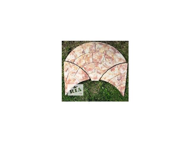 """Тротуарная плитка """"Веер"""" - объявление о продаже  в Гнивани"""