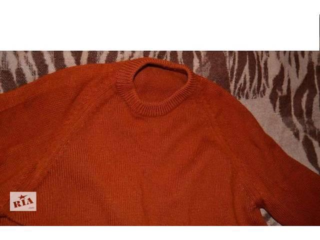 Подростковый свитер рыжий - объявление о продаже  в Киеве