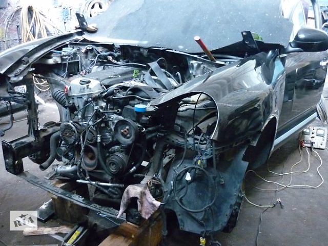 продам Porsche Cayenne Turbo S Детали кузова  Четверть автомобиля для легкового авто Porsche Cayenne бу в Киеве
