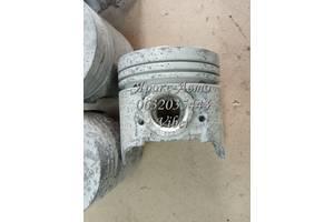 Поршень цилиндра ВАЗ 21011 79,4 рем. размер р2 (d2)   4 шт (комплект)+ Кольца поршневые (21011-1000100) размер 79,4 м...
