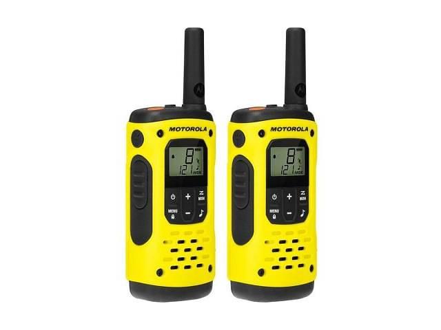 бу Портативная рация Motorola TALKABOUT TTALKABOUT T92 H2O Twin Pack (A9P00811YWCMAG) в Киеве