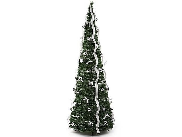 купить бу Искусственная новогодняя елка с украшениями 190 см в Львове