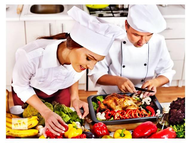 бу Повар и помощник повара в Польшу  в Украине