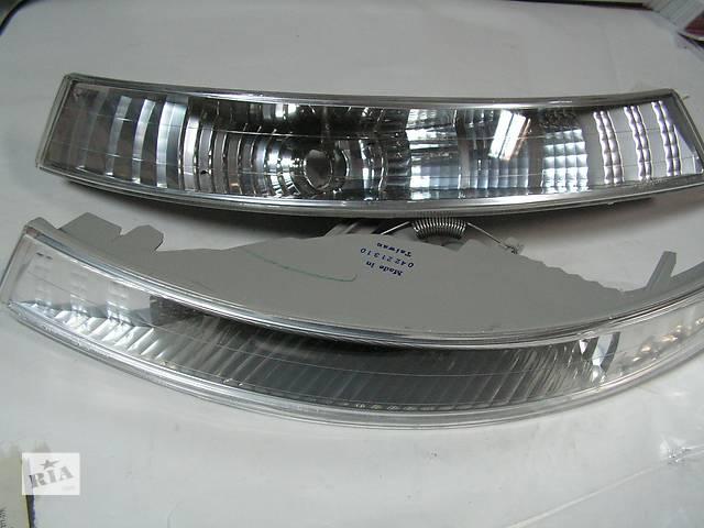 Поворотник белый ПАРА Renault Trafic II , Nissan Primastar 01-06- объявление о продаже  в Ровно