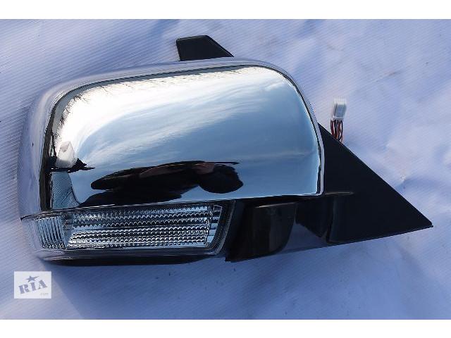 бу Правое зеркало заднего вида Mitsubishi Pajero Wagon 4 в Луцке