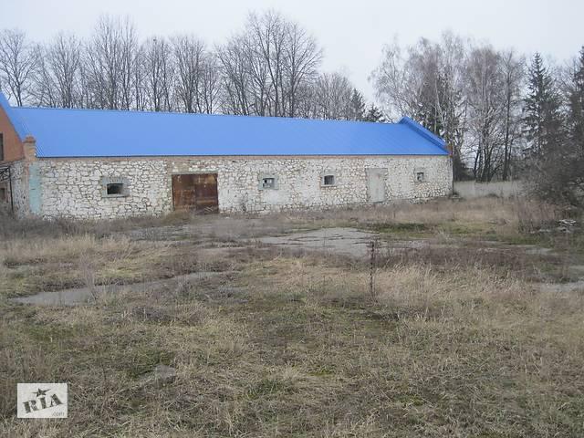 купить бу предлагаю здание для сотрудничества или в аренду в Винницкой области
